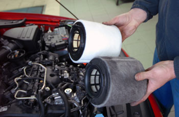 ron's auto and rv service center - air and fuel filter replacement - vancouver battleground wa washington