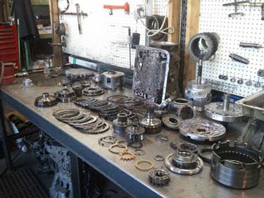 ron's auto and rv service center auto care rebuilt transmissions services rebuild shop auto repair vancouver battleground wa washington