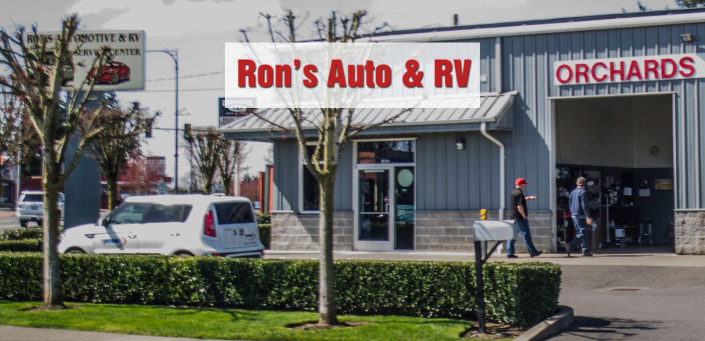 Auto Repair Vancouver Wa Ron S Auto Rv