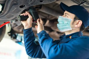 are auto repair shops essential workers in washington