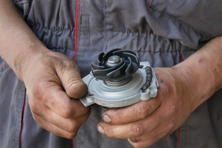 Auto Water Pump Replacement Vancouver WA