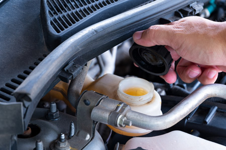 Brake Fluid Replacement Vancouver WA