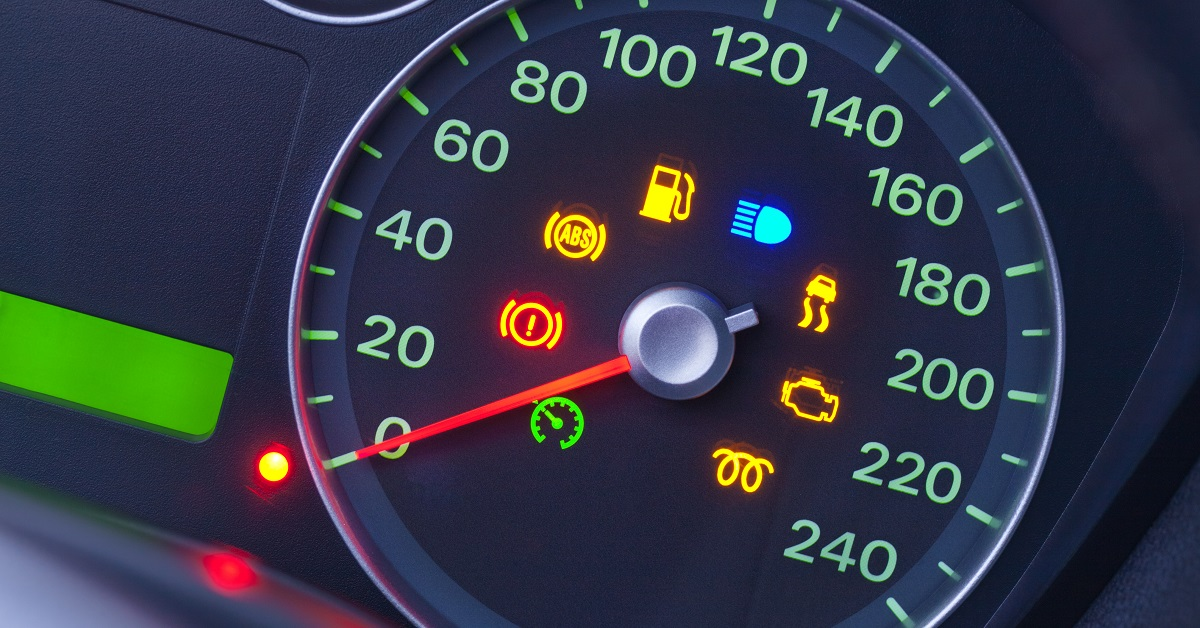 Dashboard Lights You Need To Know