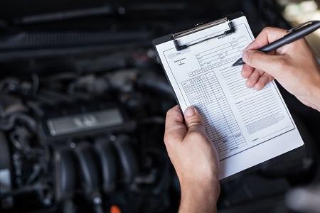pre purchase inspection checklist